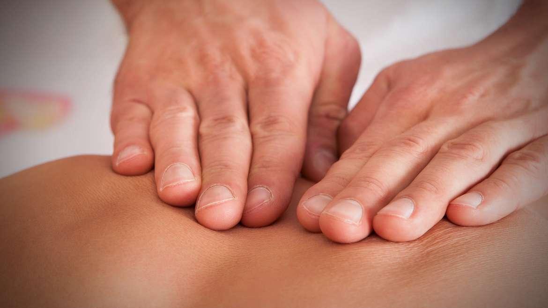 Оздоровительный абдоминальный массаж