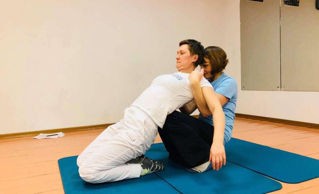 Тайский массаж I-ступень